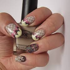 i scream for icecream layla caviar effect nail art