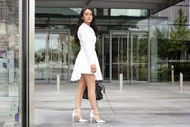 maytedoll celebrity look for less kylie jenner white shirt dress