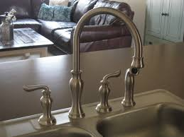 Change A Kitchen Faucet by Changing A Faucet Diy Shanty 2 Chic