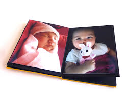 brag book photo album 4x6 yellow photo album baby brag book accordion scrapbook