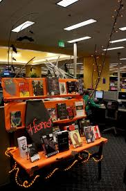 halloween horror nights rat lady 54 best library book displays images on pinterest library books