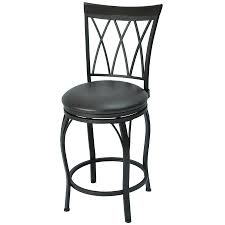 themed bar stools home tips seat ring conceals the swivel for a clean look with