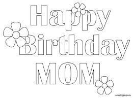 happy birthday coloring card happy birthday free coloring page kid crafts