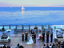 monterey wedding venues intercontinental the clement monterey wedding here comes the guide
