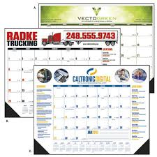 desk pad calendar 2017 desk pad calendars promotional calendars planners custom