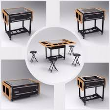 sit around grill table outdoor grilling innovations 16 photos grilling equipment 2771