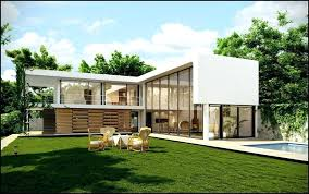 small contemporary house plans small contemporary houses architecture exterior impressive l shape