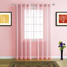light pink sheer curtains pink sheer curtains warm home designs faux linen light rose pink