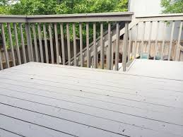 the burrow newly stained patio behr deck over stain in drift
