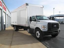 ford f750 van trucks box trucks for sale used trucks on