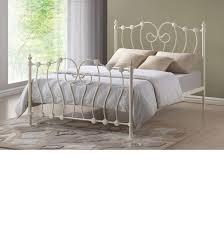 ikea white bed frame metal susan decoration