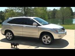 sold 2004 lexus rx330 awd navigation loaded for sale see