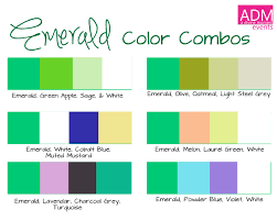 colour combinations with green home decorating inspiration