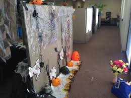 How To Decorate Your Cubicle For Halloween Fromm The Heart Halloween Office Decorating Contest Winner