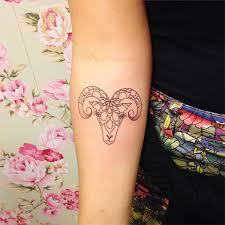 15 zodiac tattoos you need to see gurl com gurl com