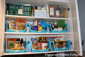 Organizing Kitchen Pantry - pantry cabinet how to organize kitchen cabinets and pantry with