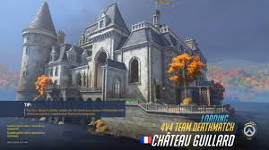 New France Map by New Overwatch Deathmatch Map U2013 Dvs Gaming