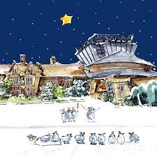 we three glyndebourne kings christmas card glyndebourne shop