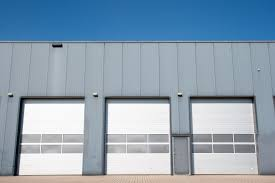 Industrial Overhead Door by Cladding System Experts All Cladd