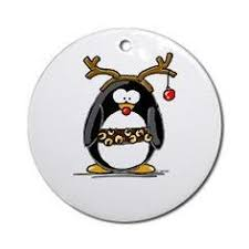 glass penguin ornaments the most favorite time of the year