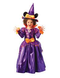 witch dresses for halloween u0027s disney minnie mouse witch halloween costume all halloween