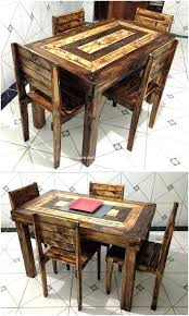 tables made from pallets tables made out of pallets mynow info