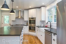 grey kitchen countertops with white cabinets the best 4 kitchen countertops ideas from quartz to a