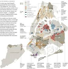 A Map Of New York City by Stop And Frisk By The Numbers