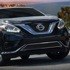 nissan murano license plate frame finally here aftermarket stylish grilles for 2015 murano nissan