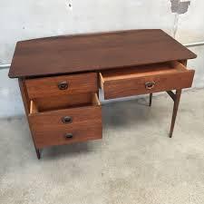 Mid Century Desk Mid Century Desk By Bassett With Mark U2013 Urbanamericana