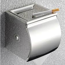 kes bathroom toilet paper holder tissue holder wall mount sus304