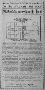 Oklahoma Treasure Maps Petroleum Companies Archives American Oil U0026 Gas Historical Society