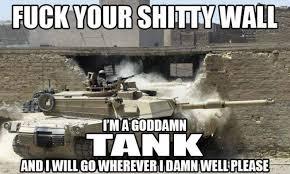 Fuck That Meme - fuck your shitty wall meme