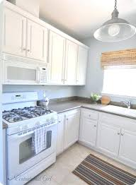 white cabinets with white appliances appliance cabinets kitchens mini kitchen makeover tutorial on