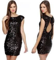 sparkly black dress black bridesmaid dresses