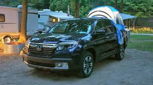 honda truck tailgate burgess out in the woods with the honda ridgeline