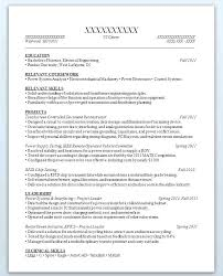 Resume Template Student by Recentresumescomwp Contentuploads201609high High School Student