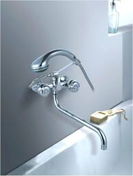 how to repair a leaking bathtub faucet amazing faucet design fix leaky tub double handle fixed shower pic