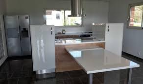 ilot cuisine pour manger ilot de cuisine pour manger cuisine espace vivre avec lot central