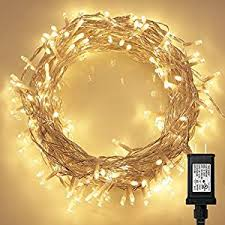 amazon com low voltage 12 volts string lights outdoor