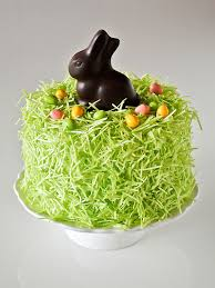 easter dessert recipe chocolate bunny cake great ideas people com