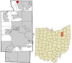 Helltown Ohio Google Maps by Northfield Ohio Wikipedia
