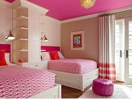 paint color ideas for girls bedroom bedroom ceiling color ideas pleasing pink ceiling kids room home