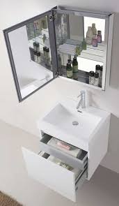 Bathroom Vanities 24 Inches Wide Bathroom Amazing 22 Inch Vanity With Sink Wood Top Single Glass