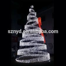 sale outdoor led tree ornaments with large