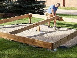 platform deck design concrete backyard designs platform deck