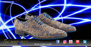 wedding shoes cork blue cork laser men s shoe pepe milan