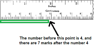 how to read metric rulers study com