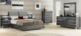 esf furniture elite grey birch bedroom collection