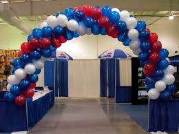 how to make a balloon arch balloon arch learn how to make one let everything on